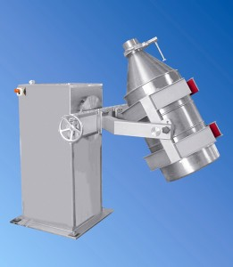 Stainless Steel Drum Blender  available at  MO industries