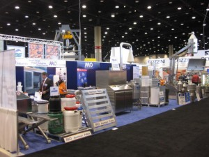 M.O Industries at PackExpo 2011